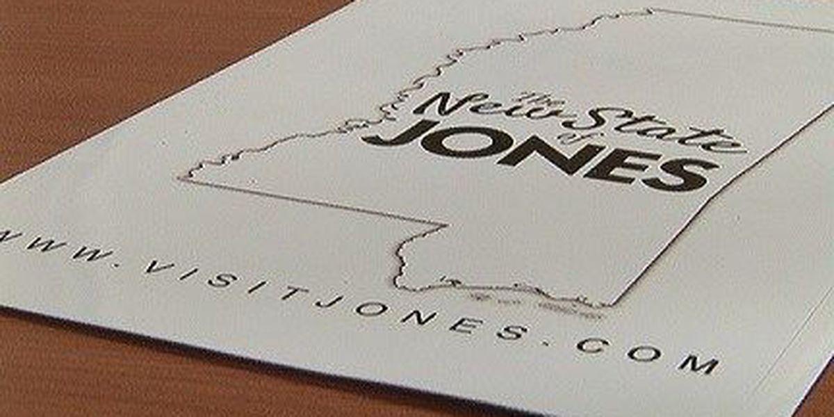 Jones EDA launches new tourism website