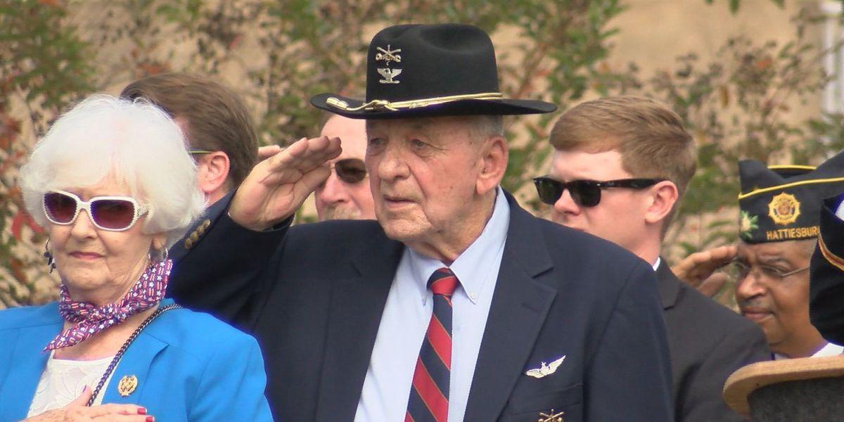 Hattiesburg hosts 37th Veterans Day ceremony