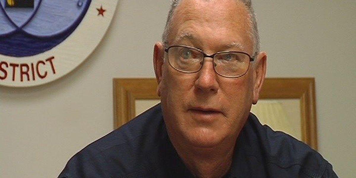 Forrest County Emergency Management Director retires