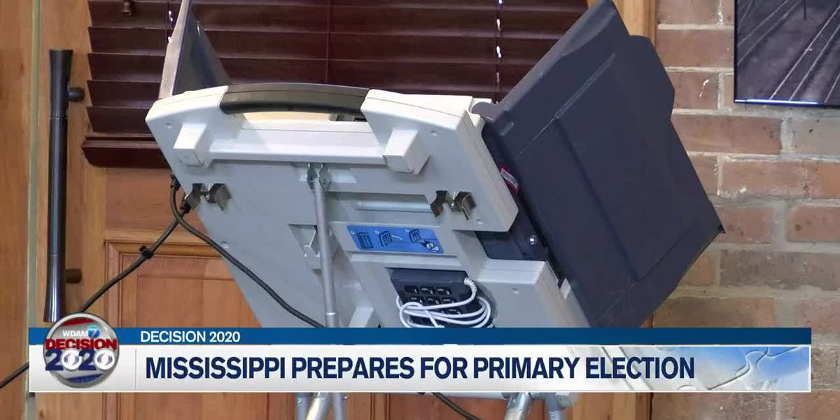 Mississippi prepares for Tuesday's primary election