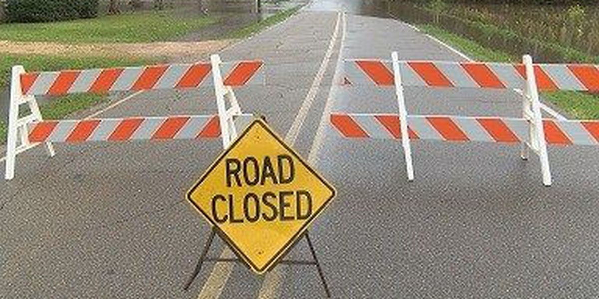 Flooding continues in Forrest, Jones counties