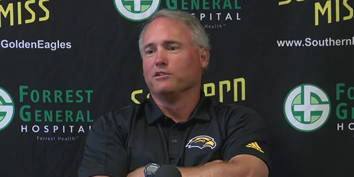 WATCH: 2019 Southern Miss Football Media Day