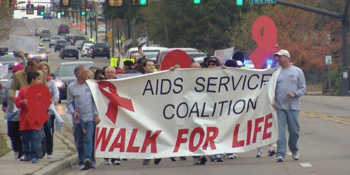 AIDS Walk for Life held Saturday
