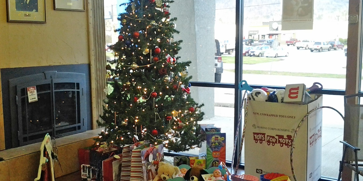 Hattiesburg business collecting contributions for Toys for Tots