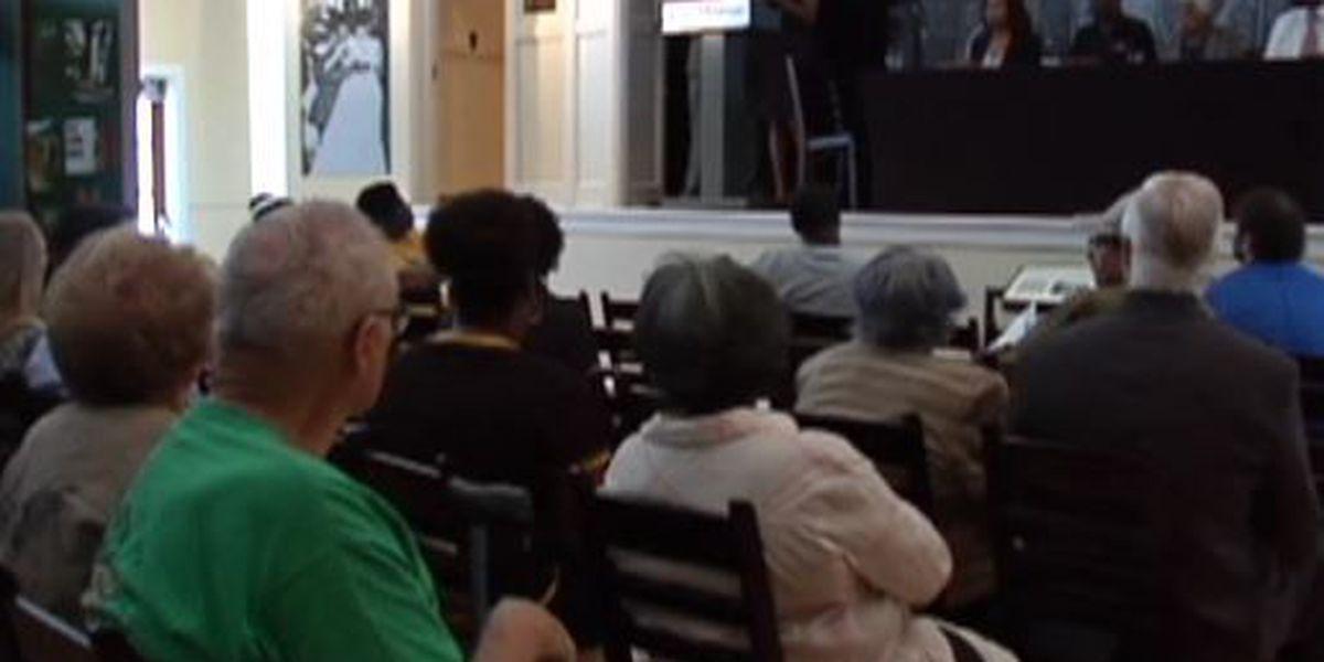 Voting rights commemoration held in Hattiesburg
