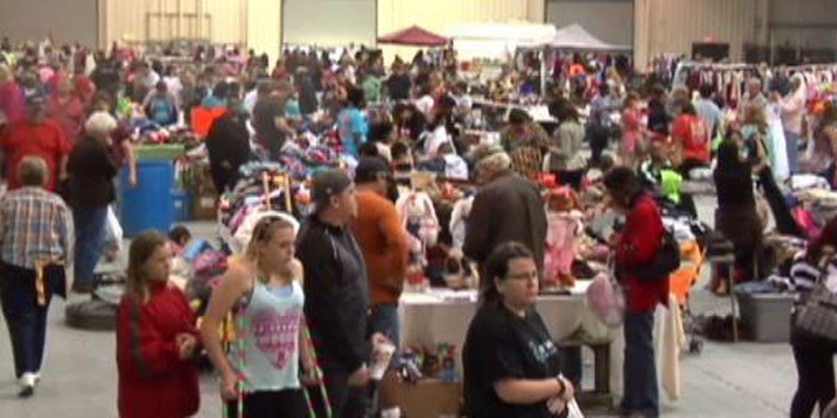 City-wide rummage sale held in Laurel