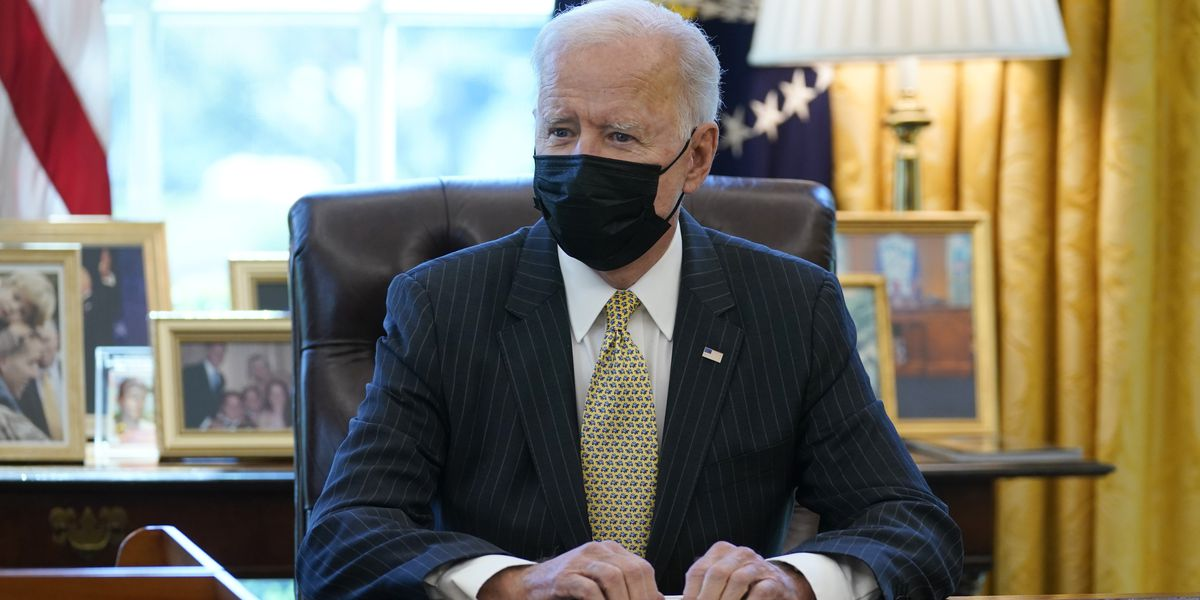AP-NORC poll: Biden approval buoyed by his pandemic response
