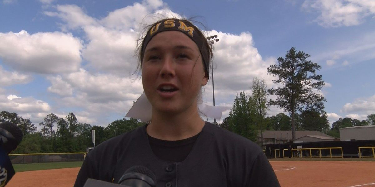 Southern Miss's Robles earns first-ever Pitcher of the Week honors
