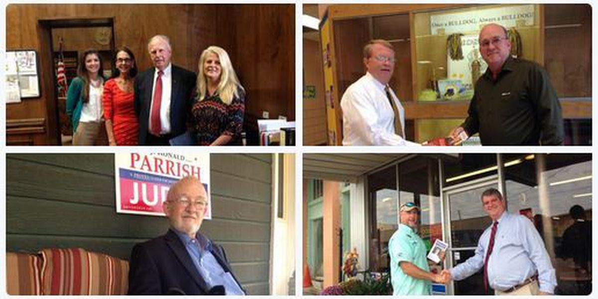 Jones County Circuit Judge candidates make last pitch to voters