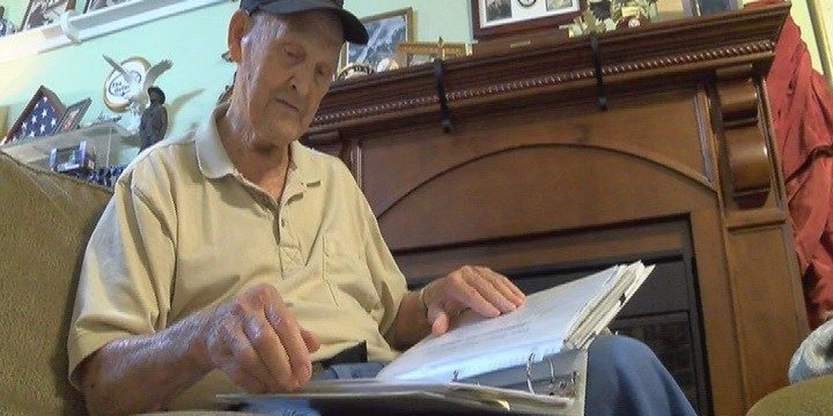 Hattiesburg WWII veteran in Hawaii for 70th anniversary of V-J Day