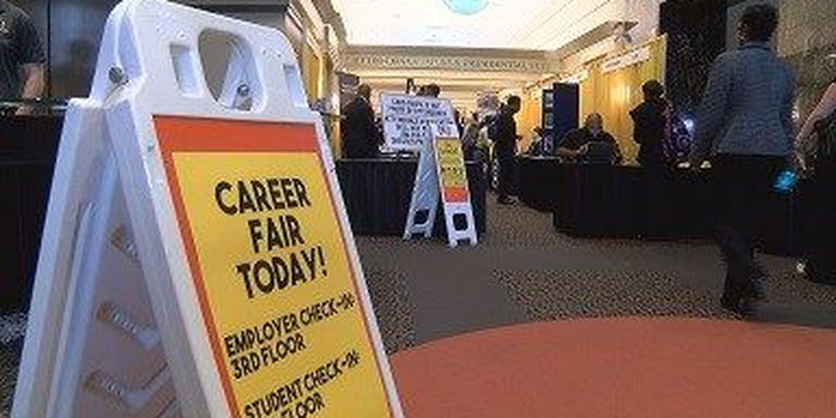 Southern Miss hosts spring Career Fair