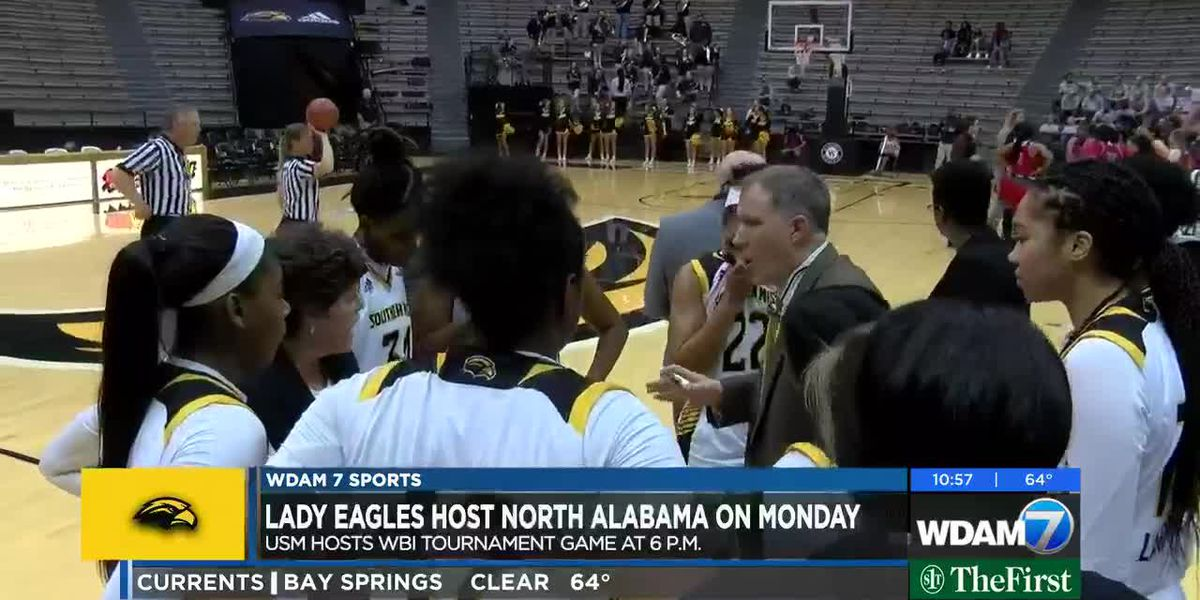 Lady Eagles gear up for North Alabama in WBI