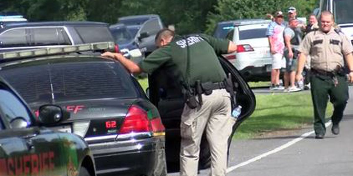 Three-hour standoff ends peacefully in Perry County