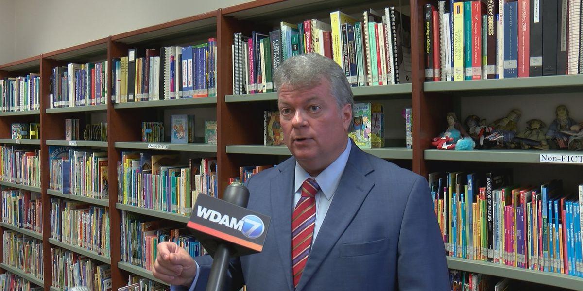 Jim Hood tours DuBard School for Language Disorders