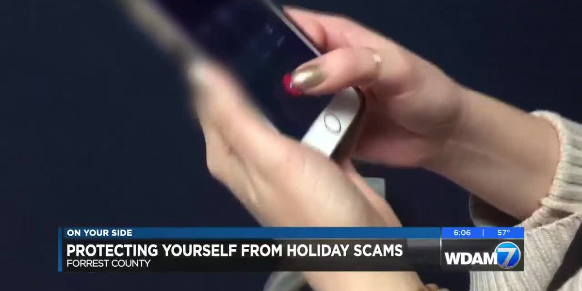 Protecting yourself from holiday scams