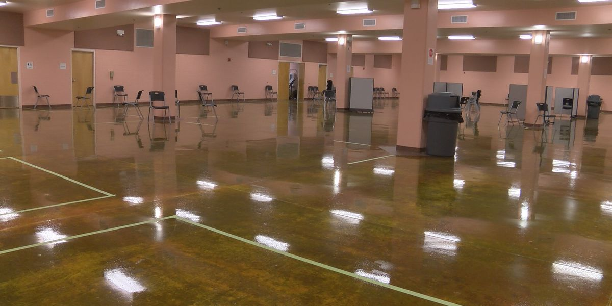 Safe rooms open due to severe weather threat