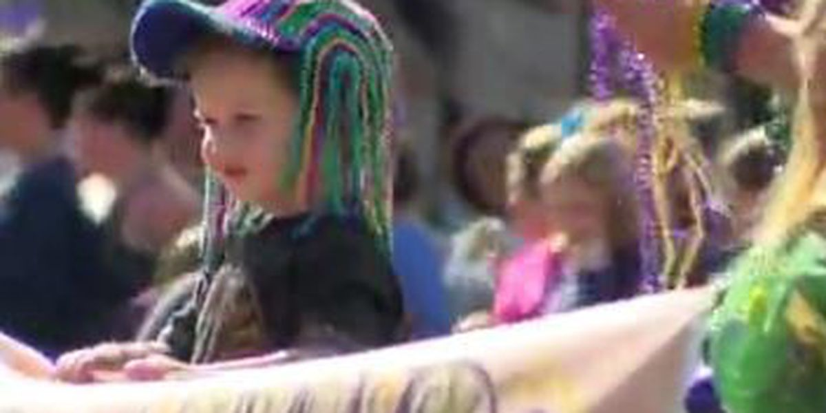 Fraternal Order of Police hosting Laurel Mardi Gras parade