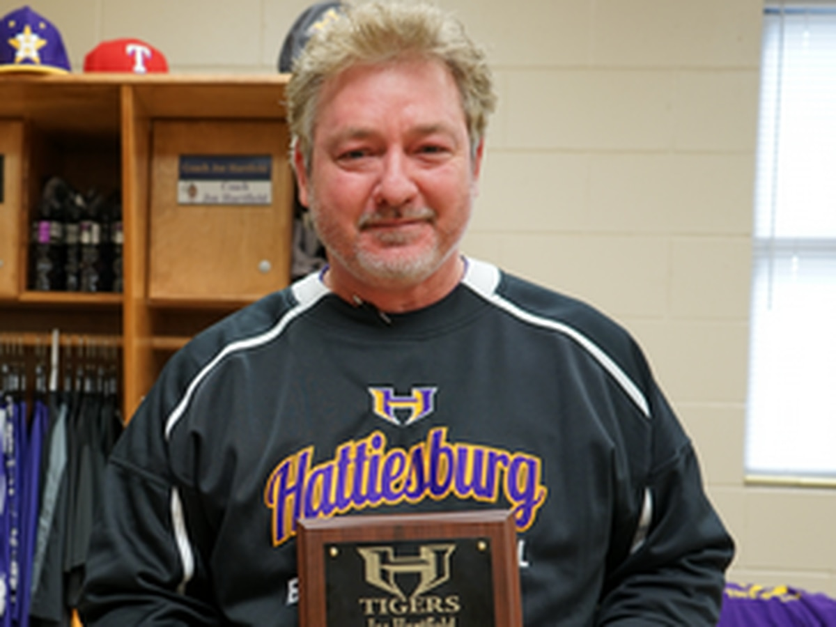 Longtime Hattiesburg High baseball coach Joe Hartfield to retire