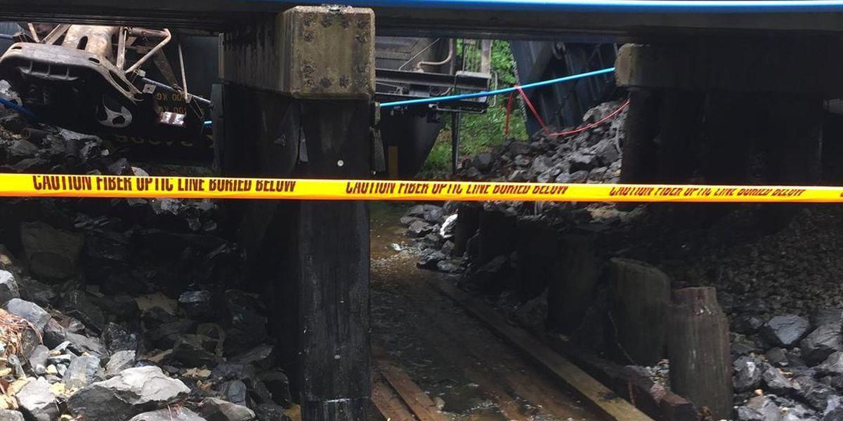 Train derailment in Covington County cleared