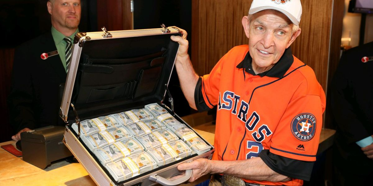 Businessman places $3.5 million bet at Biloxi casino on Astros to win 2019 World Series