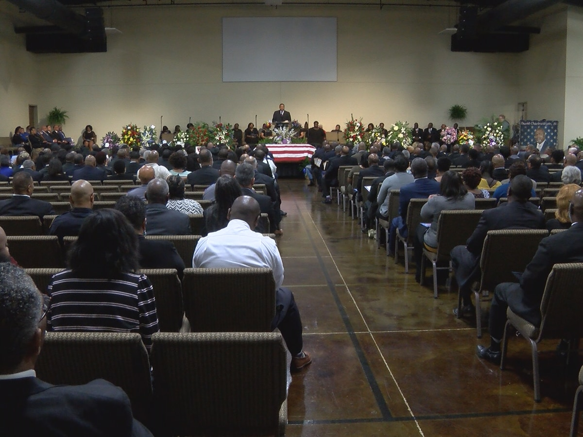 Funeral services held for former HPD chief David Wynn