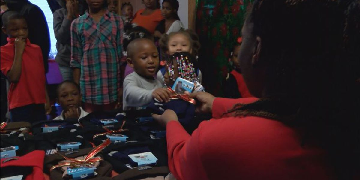 Waynesboro native gives back