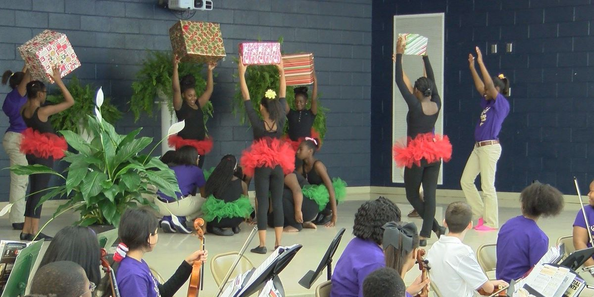 S.T.E.A.M. Academy holds ribbon cutting at Hattiesburg school