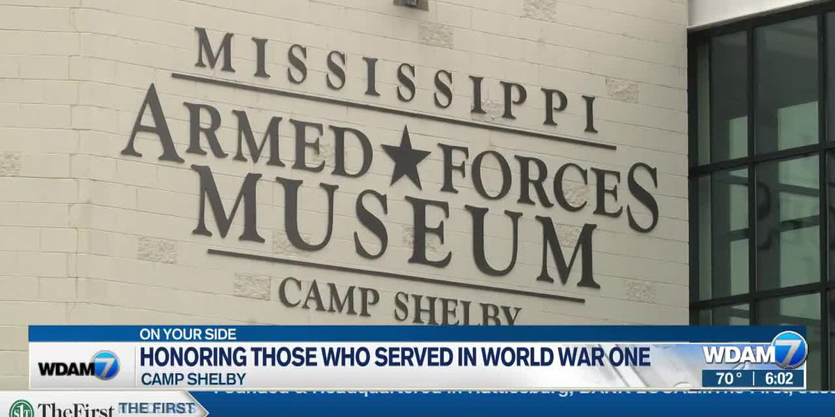 Shelby museum staff react to opening of National WWI Memorial