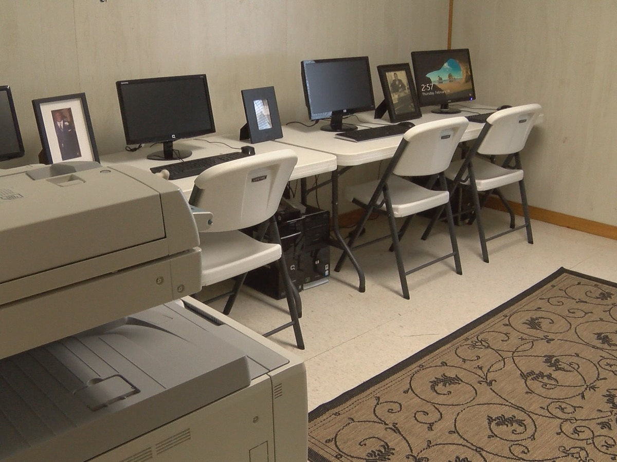 New computer center at church named in honor of former pastor