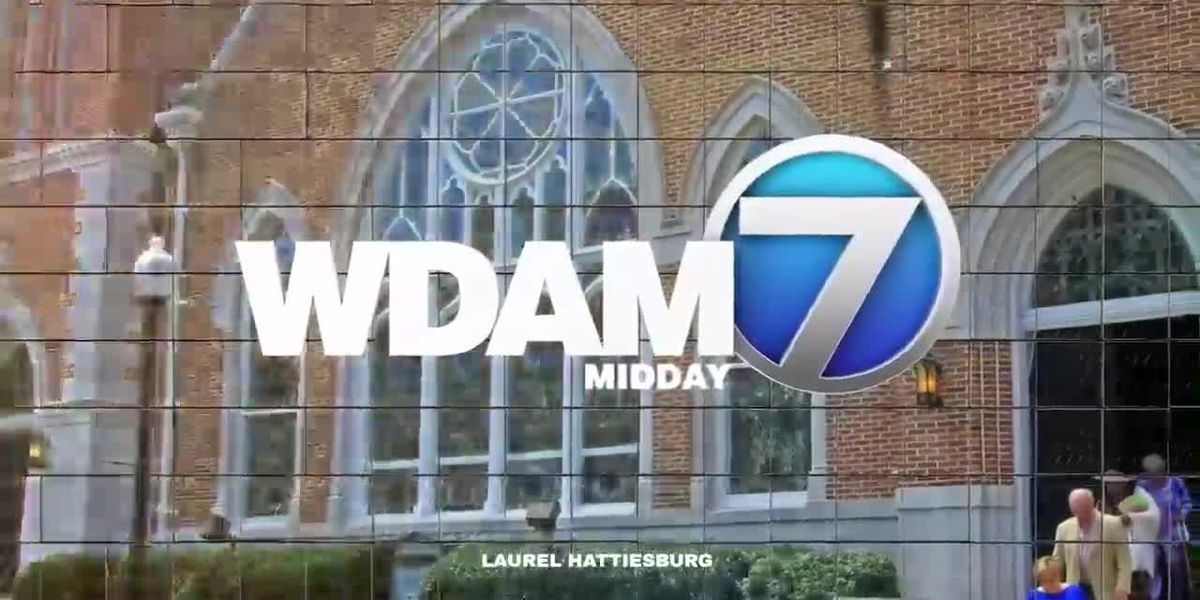 WDAM 7 Headlines at Midday 11/9/18