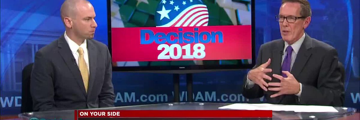 Decision 2018: WDAM 7 election night update at 8 p.m.