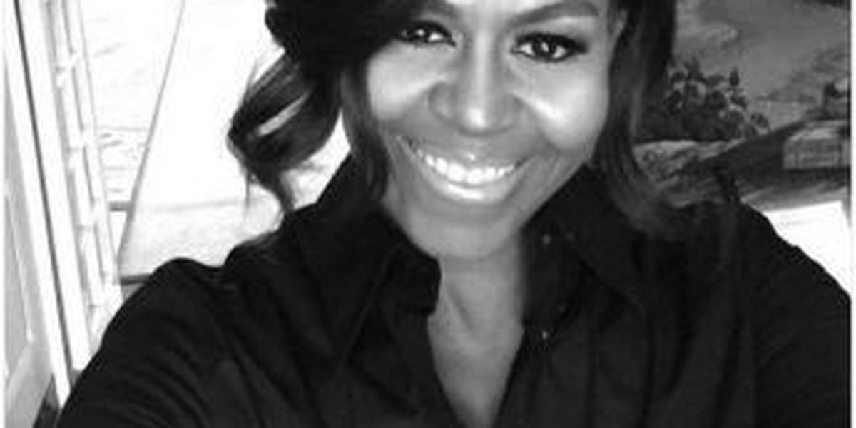 The First lady launches #62MillionGirls