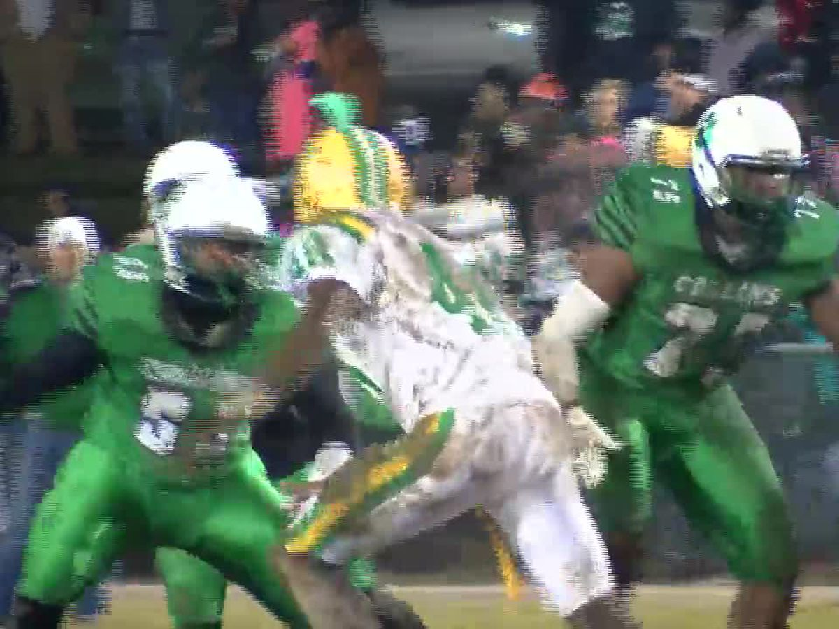 Taylorsville at Collins highlights