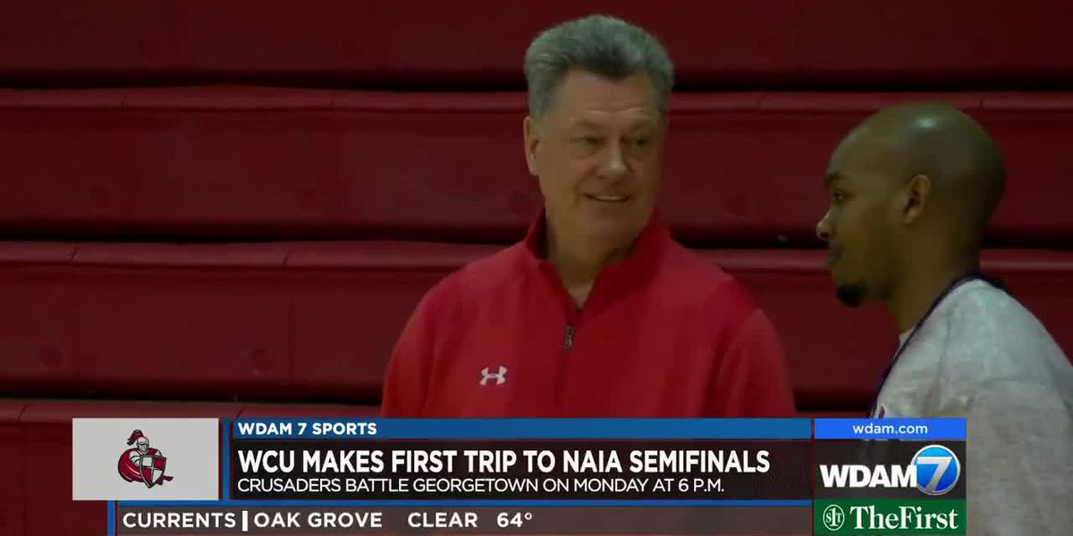 37-year vet Steve Knight eyes William Carey's first national title