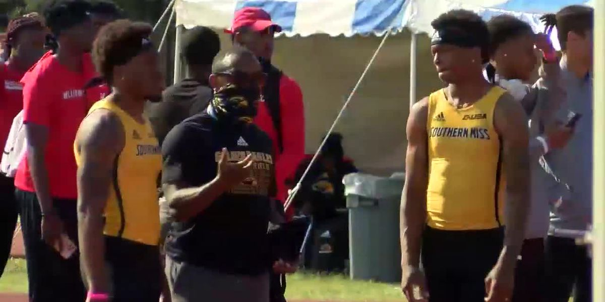 Southern Miss off to strong start to outdoor season