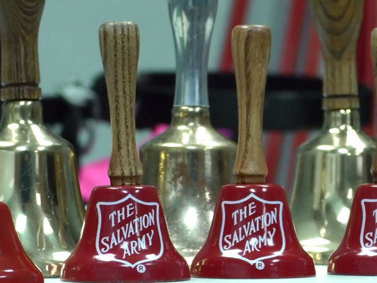 Salvation Army needs help to meet Christmas goal