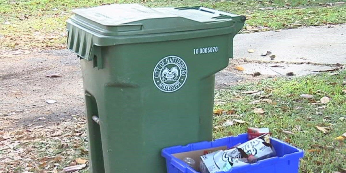 Recycling company wants to up recycling in Hattiesburg