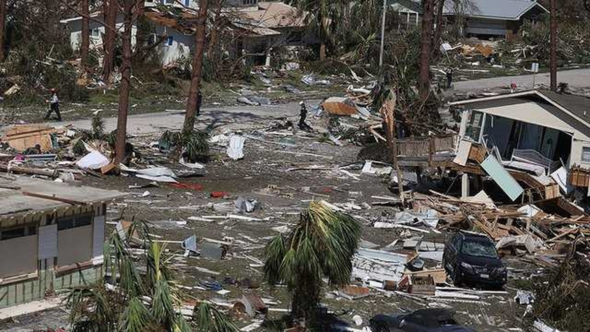pictures from hurricane michael - 980×551