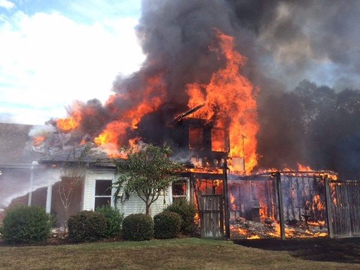 UPDATE: Fire officials determine cause of fire at Lamar Co ...