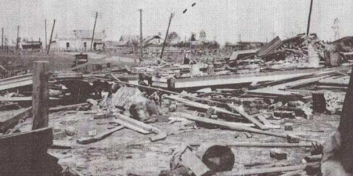 TBT: Purvis tornado April 24, 1908