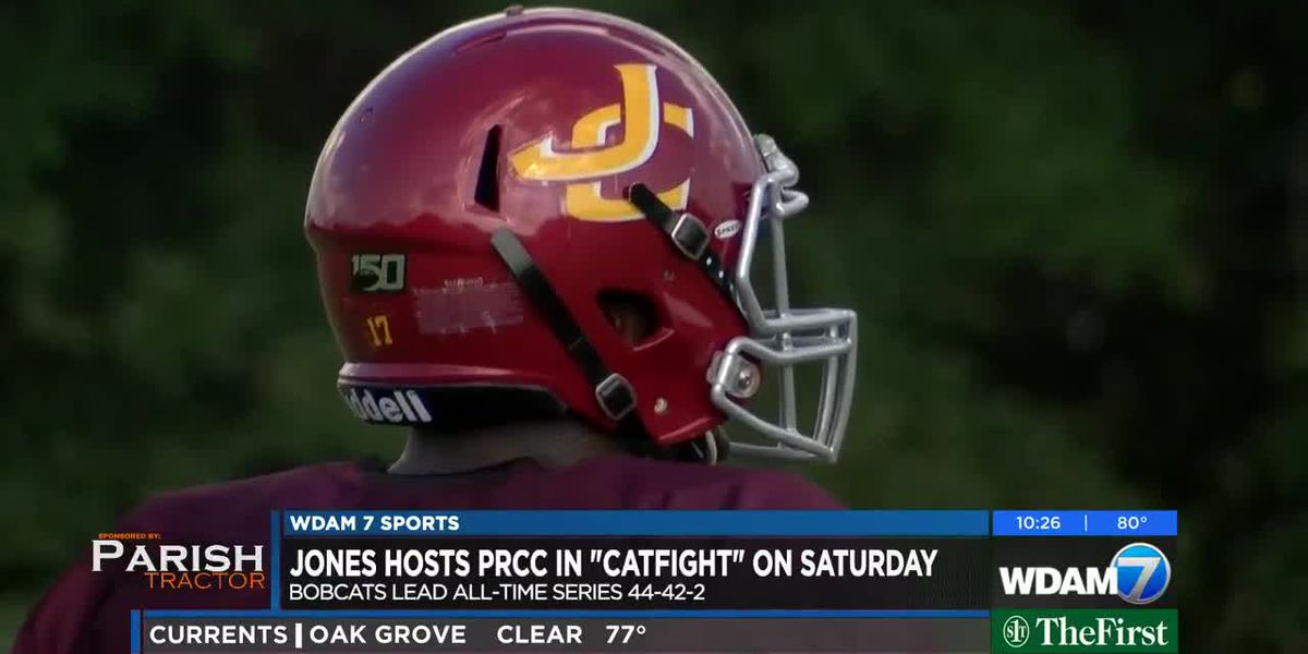 "Jones College, PRCC prepare for 89th ""Catfight"""