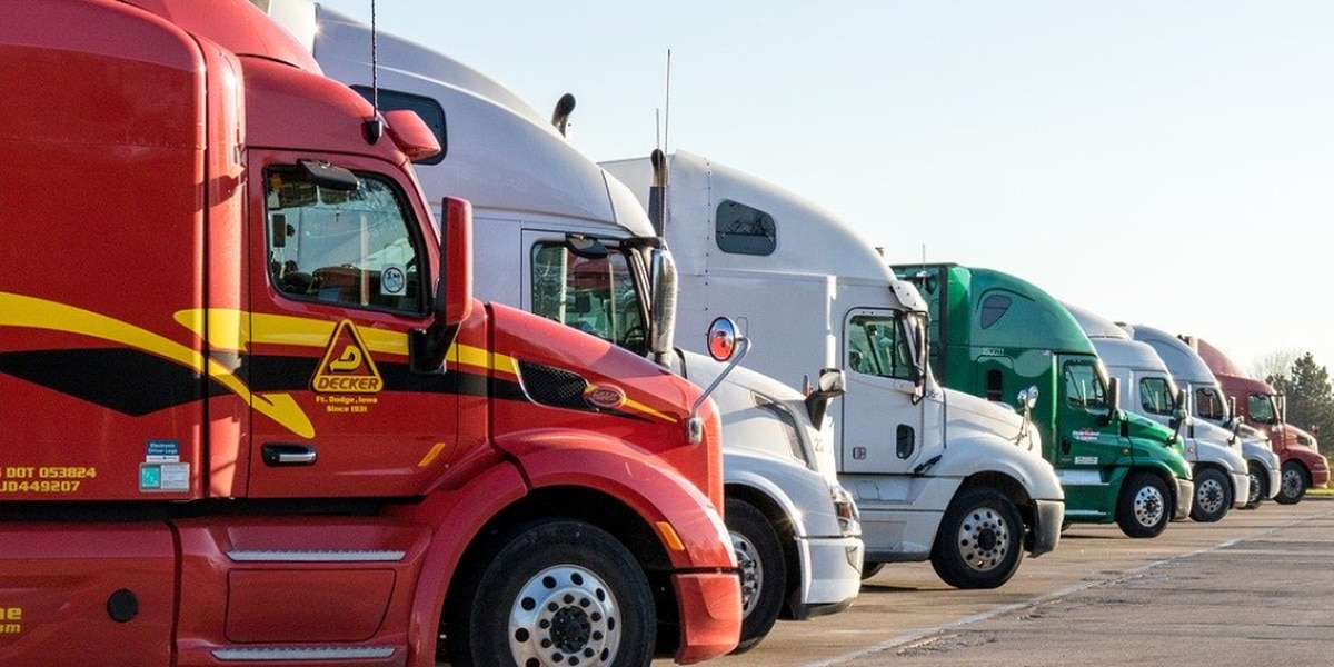 Miss. truckers busier than ever as demand increases around the country