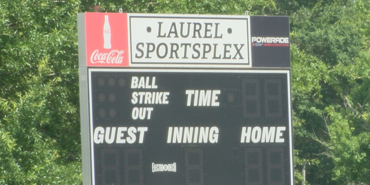 Laurel to add eight softball fields to sportsplex