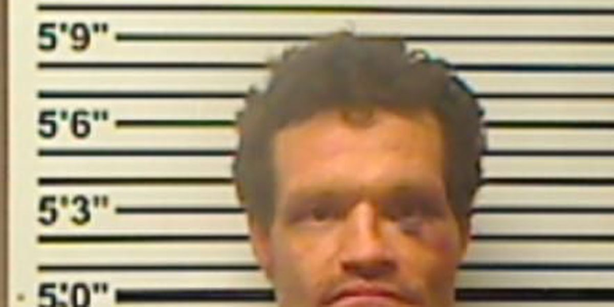 Jones County assault suspect found nude in ditch screaming for help