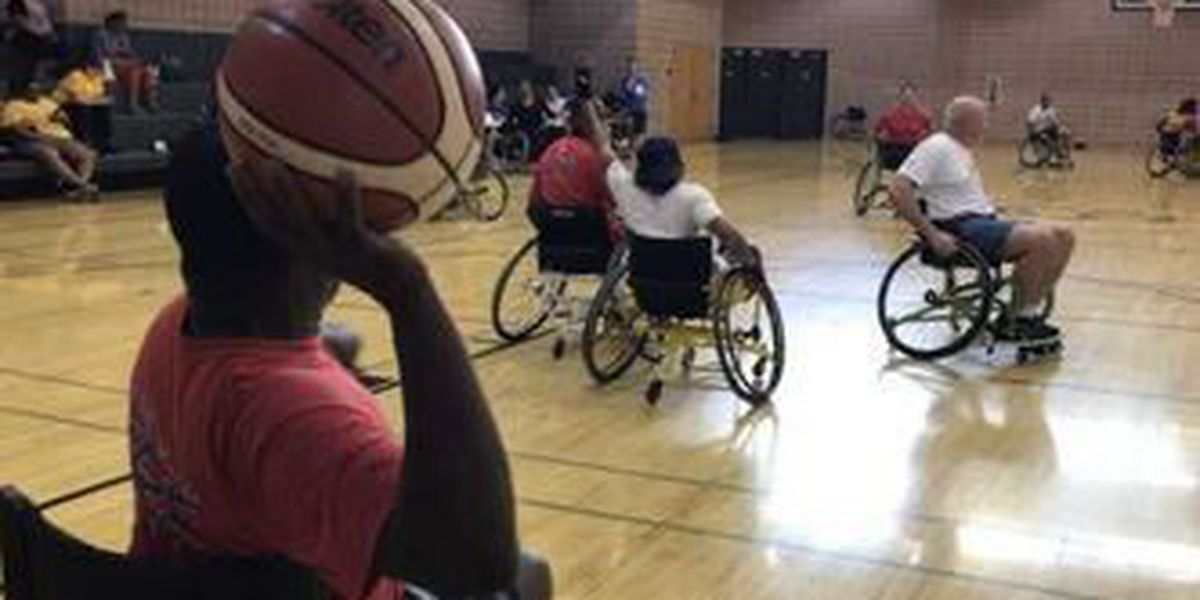 Hub City Fire, Police Departments face off on the court