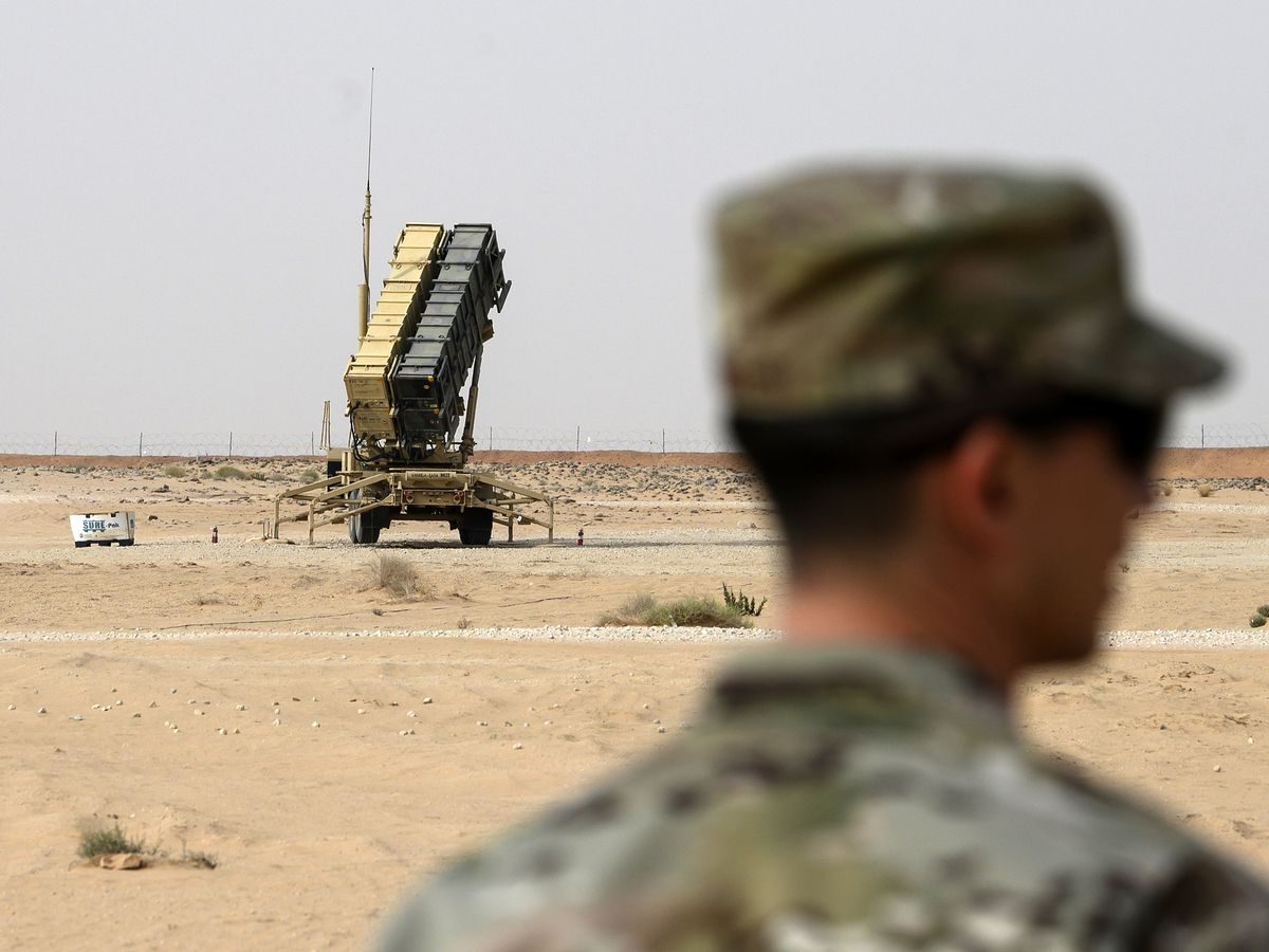 US exploring new bases in Saudi Arabia amid Iran tensions