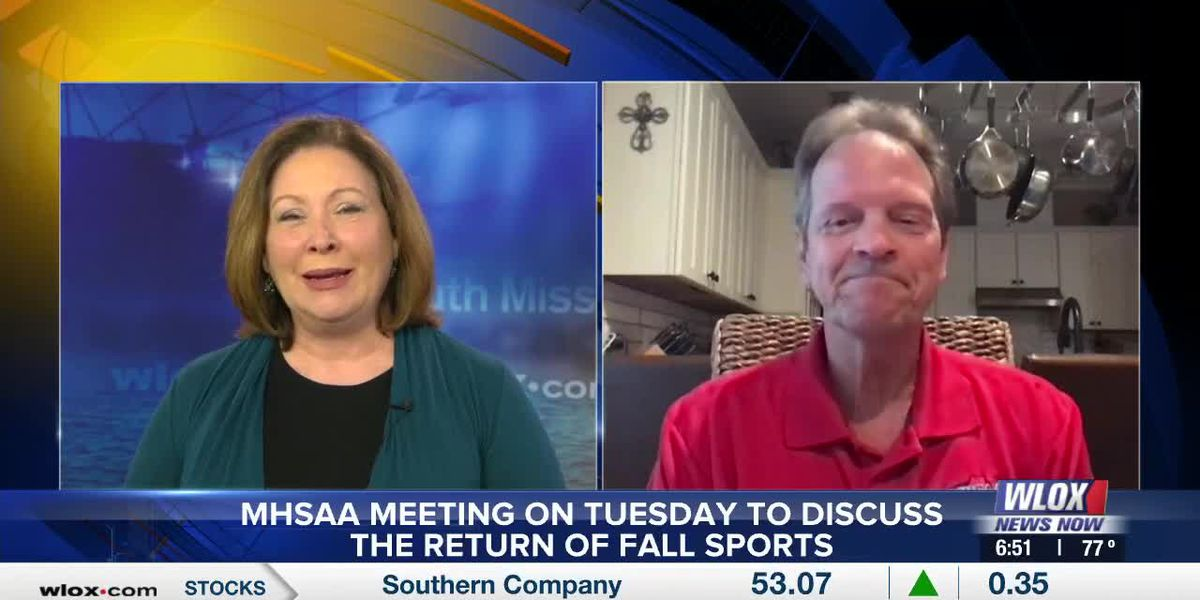 MHSAA director Don Hinton talks about return of high school sports
