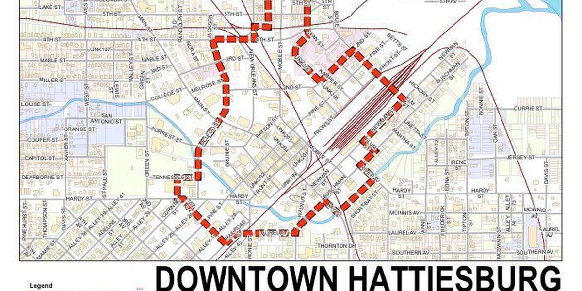 Hattiesburg to allow to-go cups downtown