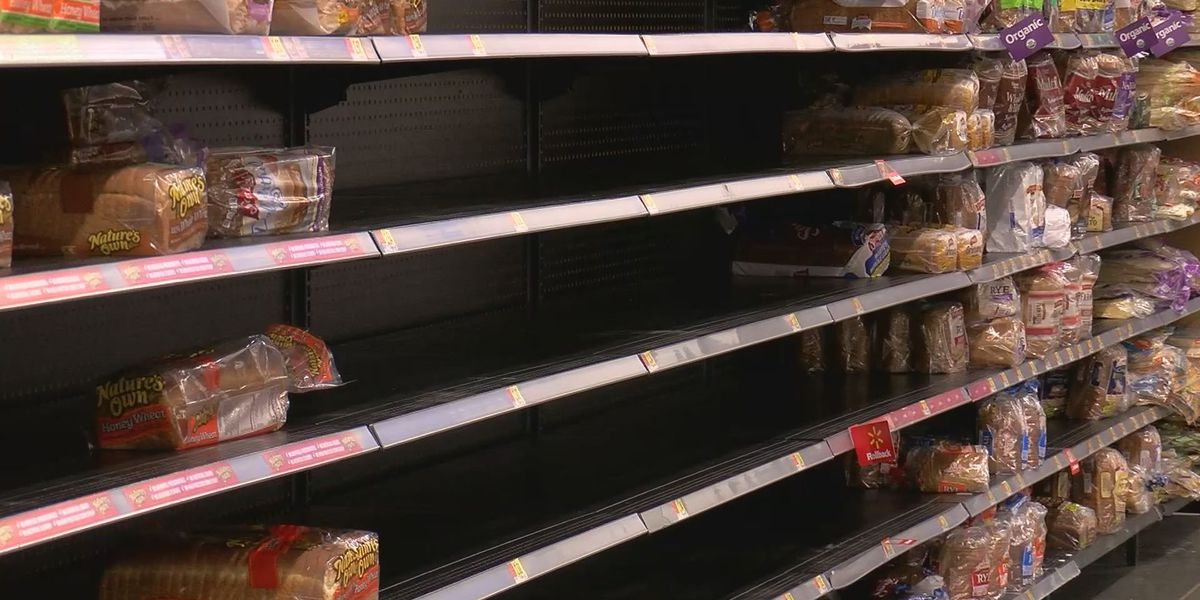 Hancock County residents prepare for heavy rains from Tropical Storm Barry