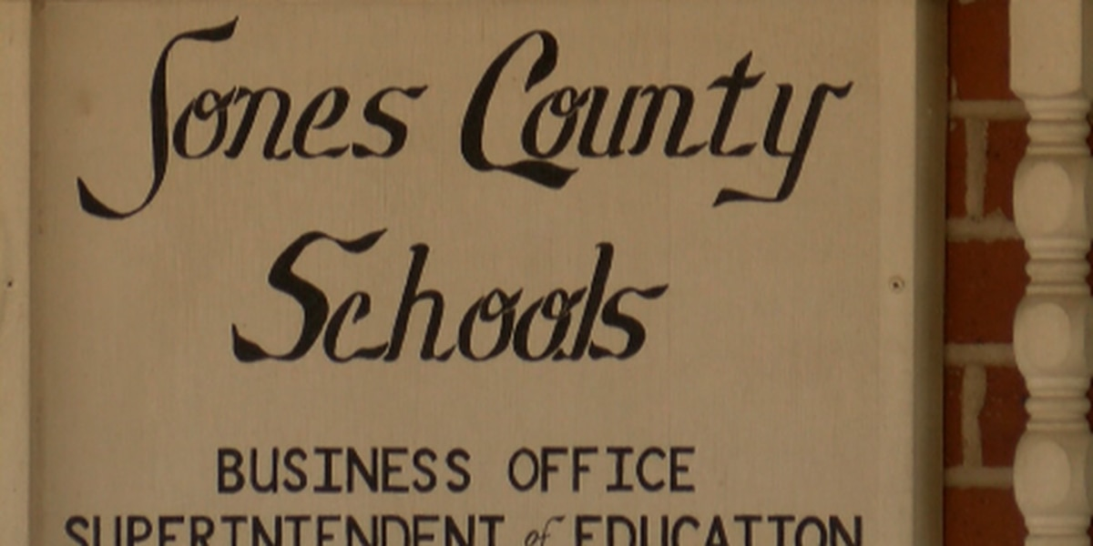 Jones County Schools superintendent discusses back-to-school plan